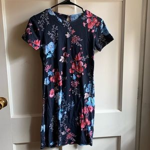French Connection t shirt dress
